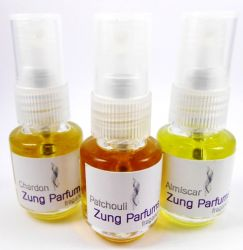 Kit Perfumes  z Patchouli,  z Almíscar,  z Chardon  05ml.