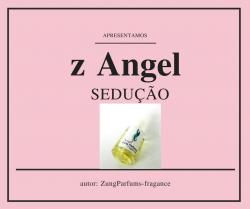 Perfume  z ANGEL 05ml.    Este é para  EXPERIMENTAR !