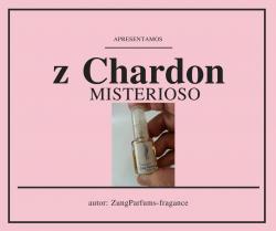 Perfume  z CHARDON   05ml.  Este é para EXPERIMENTAR!